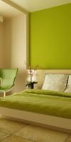 Natural-Minimalist-Green-Bedroom-Interior